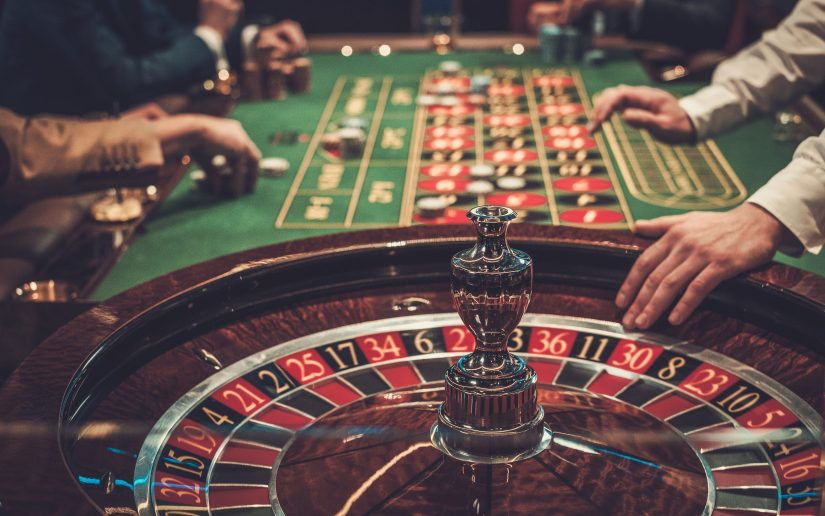 Gambling Casino Is Highly Effective
